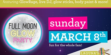 Laguna's Full Moon Glow Party tickets