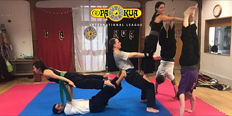 Acrobatics & Acro-yoga tickets