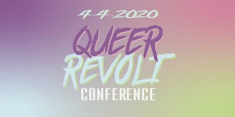 Queer Revolt: LGBTQ+ Studies Conference tickets