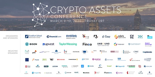 Crypto Assets Conference 2020 (CAC20)