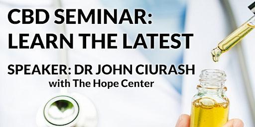 CBD Seminar March 18, 2020
