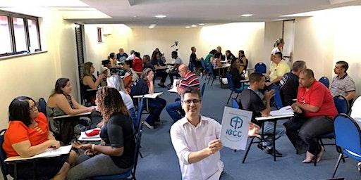 FORMATURA  EM COACH CRISTÃO (IBCC)