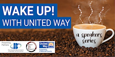 "Wake Up! with United Way ""Emergency! First Responders at the Front Lines"""