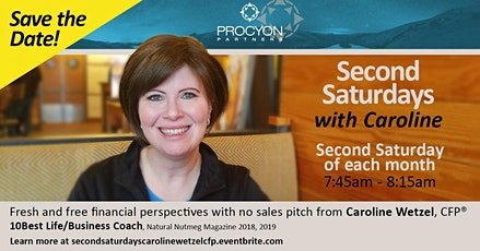 Second Saturdays with Caroline tickets
