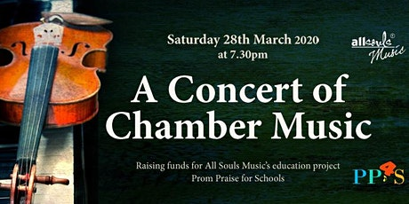 A Concert of Chamber Music tickets