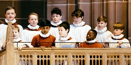 Boys' Auditions for the Liverpool Cathedral Choir tickets