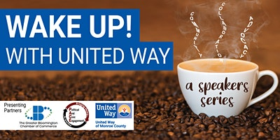 "Wake Up! with United Way ""On the Rise: Mental Health & Young Adults"""