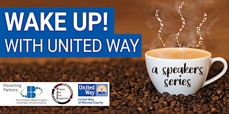 """Wake Up! with United Way """"On the Rise: Mental Health & Young Adults"""" tickets"""