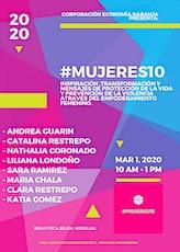 #MUJERES10 entradas