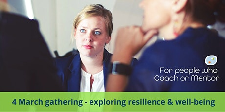 Resilience and Well-Being Tickets