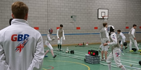 Salle Holyrood Summer Sparring Camp tickets