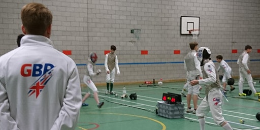 Salle Holyrood Summer Sparring Camp
