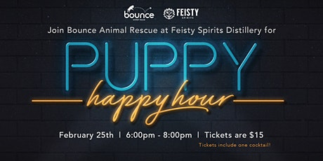 Puppy Happy Hour - Feisty tickets