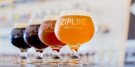 Cooking Class | Indian Kitchen with Zipline Beer Pairing tickets