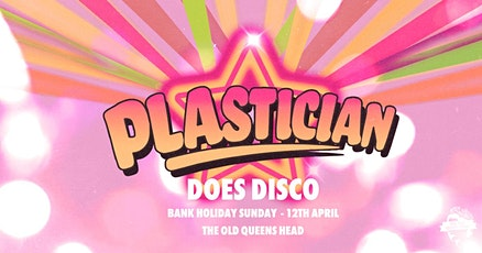 Plastician Does Disco tickets