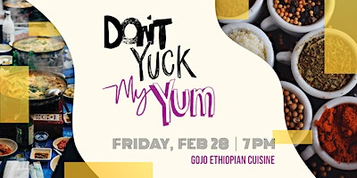 Don't Yuck My Yum! - Restaurant Series