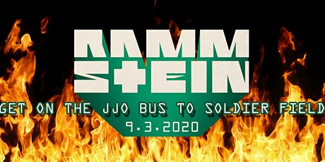 Rammstein Bus Trip - SEATS ONLY - NO TICKETS tickets