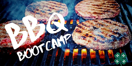 BBQ Boot Camp tickets