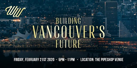 Building Vancouver's Future tickets