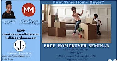 FREE Homebuyer Seminar
