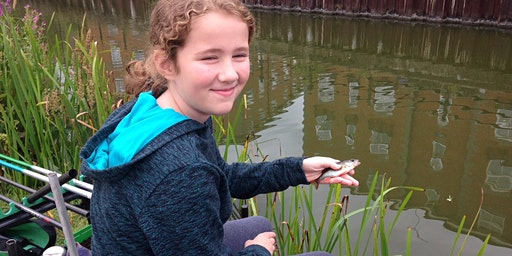 Free Let's Fish! - Derby - Learn to Fish sessions - Pride of Derby AA