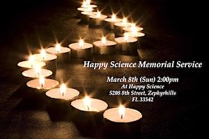 Meditation & Memorial Service