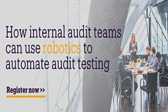 How internal audit teams can use robotics to automate audit testing tickets