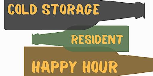 Cold Storage Resident Happy Hour @ Richbrau