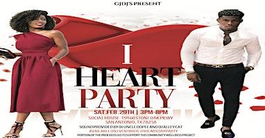 I Heart Day Party
