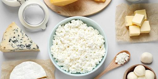 Butter, Cheese, Yogurt Workshop