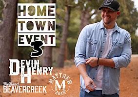 Hometown3 Event