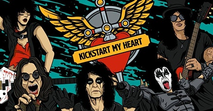 Kickstart My Heart - 80s Metal & Power Ballads Night (Edinburgh) tickets