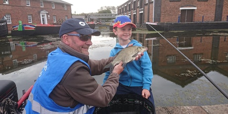 Free Let's Fish! - Derby - Learn to Fish sessions - Pride of Derby AA tickets