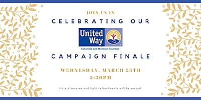 United Way CMC Campaign Finale Celebration