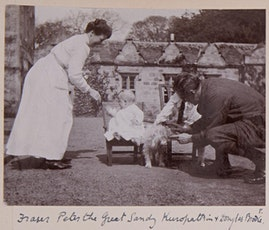 Lecture: All in the Family: Edwardian Photo Albums from Brodie Castle tickets
