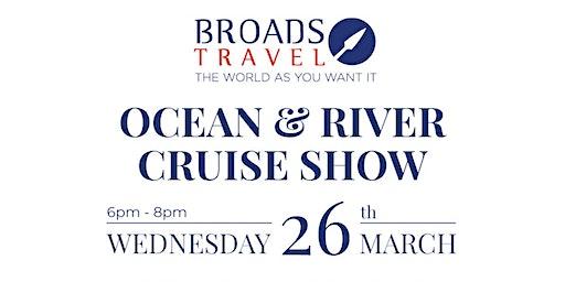 Ocean & River Cruise Show