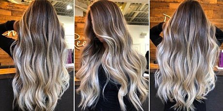 Dimensional Balayage with Reema tickets