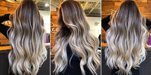 Dimensional Balayage with Reema