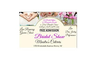 March 11, 2020 Free Bridal Show at Maestro's Caterers in Bronx, NY