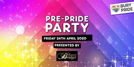 Pre-Pride Party tickets