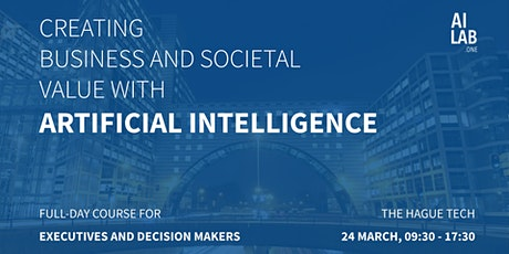 Executive AI | Full-day course on Artificial Intelligence for Business tickets