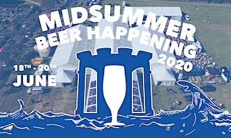 MIDSUMMER BEER HAPPENING THU-FRI-SAT 18/19/20 JUNE 2020