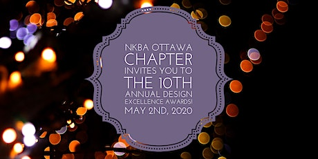 Tickets to 10th Annual NKBA Design Excellence Awards tickets