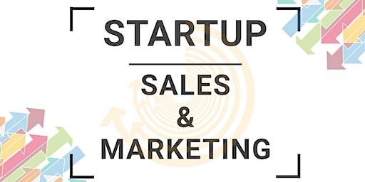 Startup Sales & Marketing Strategies