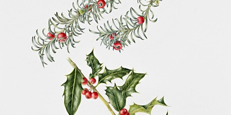 Botanical Illustrations: Winter Berries tickets