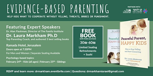 Getting Your Kids To WANT to Cooperate - Dr Laura Markham