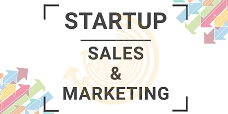 Startup Sales & Marketing Strategies tickets