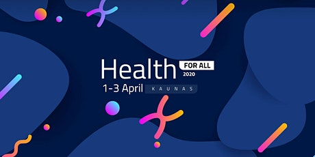 Health for All 2020 tickets
