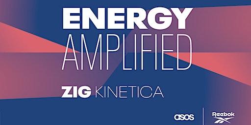 ASOS x Reebok Zig kinetica Event