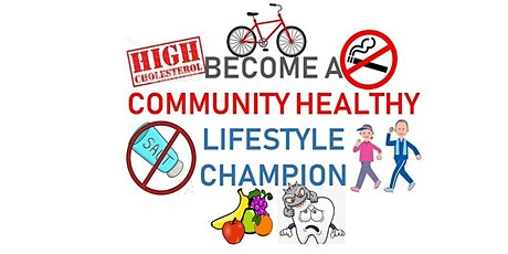 Community Healthy Lifestyle Champion tickets